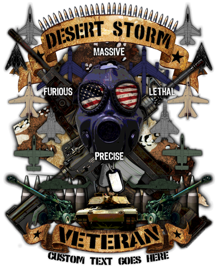 Looking back on Desert Storm