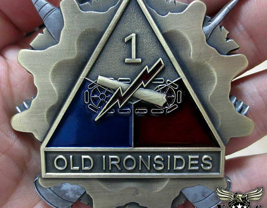 Military Challenge Coins At Their Finest