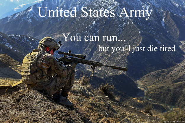 Top 10 Best US Army Memes – Updated!
