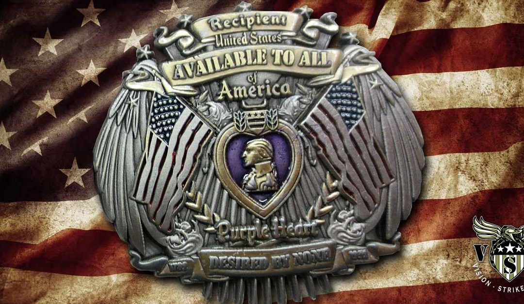 Purple Heart Available to All, Desired by None